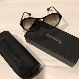 Chrome Hearts sun glasses